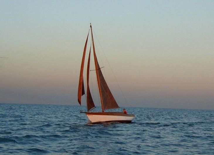 Great Lakes Wooden Sailboat Society